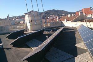 Els edificis municipals consumiran energia d'origen renovable - Ajuntament de Sant Boi