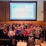Foto de família de la jornada de voluntariat // Ajuntament de Sant Boi