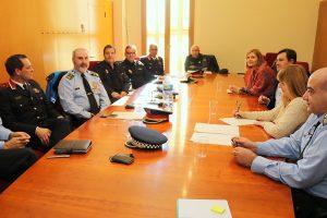 Reunió de la Junta Local de Seguretat // Ajuntament de Sant Boi