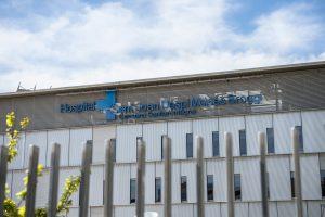 Els ferits van ser traslladats a l'Hospital Moisès Broggi // CATSalut