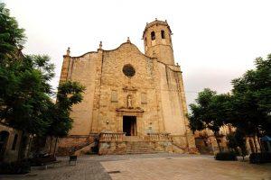 Església de Sant Baldiri de Sant Boi de Llobregat