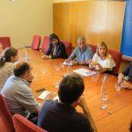 Trobada dels alcaldes per consensuar el contingut de la carta // Sant Boi de Llobregat
