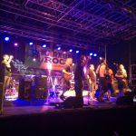 Actuació de l'any passat del festival // Karxofarock