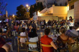 Una de les actuacions de la Nit d'estiu al museu // Ajuntament de Sant Boi