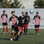 El Santboià va disputar la tercera edició de la Copa Baix Llobregat al Municipal de Cornellà // FCF