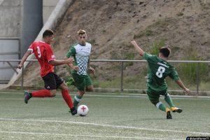 Santboià 1 - 2 Cerdanyola // FC Santboià - David Ferrer