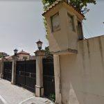 La caserna militar de Santa Eulàlia de Sant Boi // Google Street View