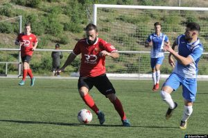 FC Santboià 0 - 0 Espanyol B // David Ferrer -- FC Santboià