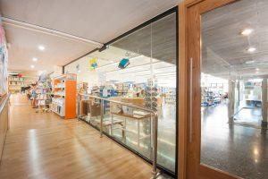 Sala infantil de la Biblioteca M. Aurèlia Capmany / AJUNTAMENT DE SANT BOI