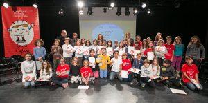 Acte de renovació del del Consell d'Infància // Ajuntament de Sant Boi